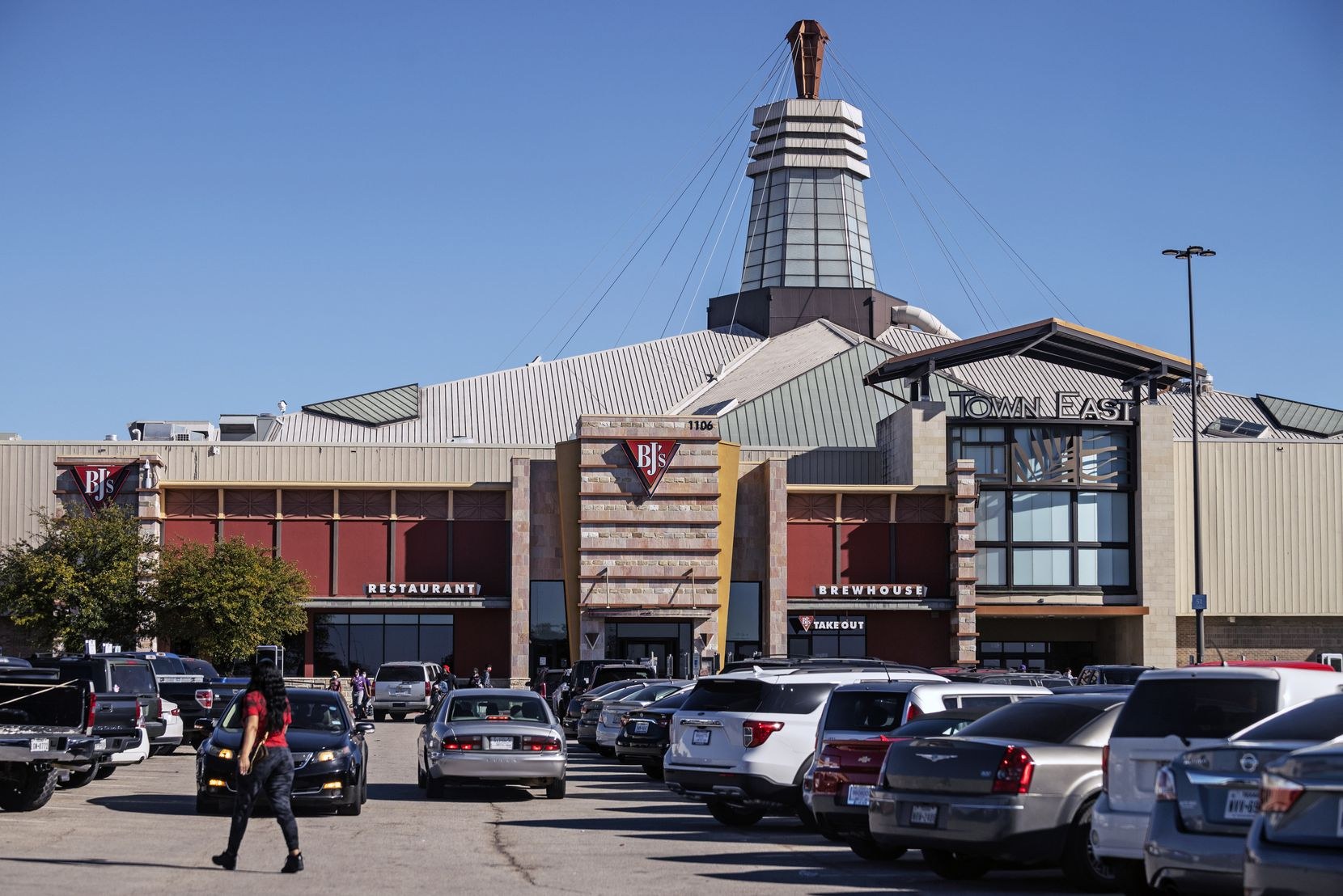 Town East Mall in Mesquite is on lenders' watch lists because of pandemic-related concerns.