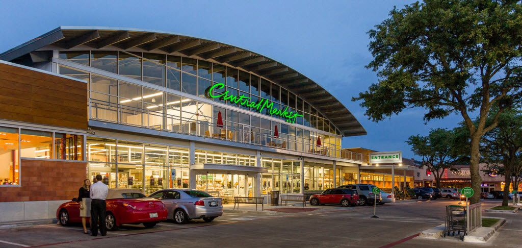 The shopping center at the southeast corner of Preston Road and Royal Lane is anchored by Central Market, which opened early last year. Other tenants include Gap, Pier 1 Imports and White House Black Market. 06012013xBIZ