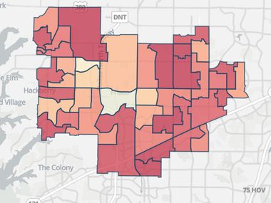 As Frisco ISD continues to open more schools, the boundaries continue to change.