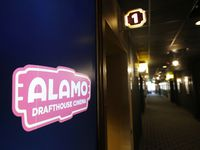 The franchisee behind local Alamo theaters said they're here to stay, after Alamo Drafthouse Cinema announced a bankruptcy filing Wednesday.