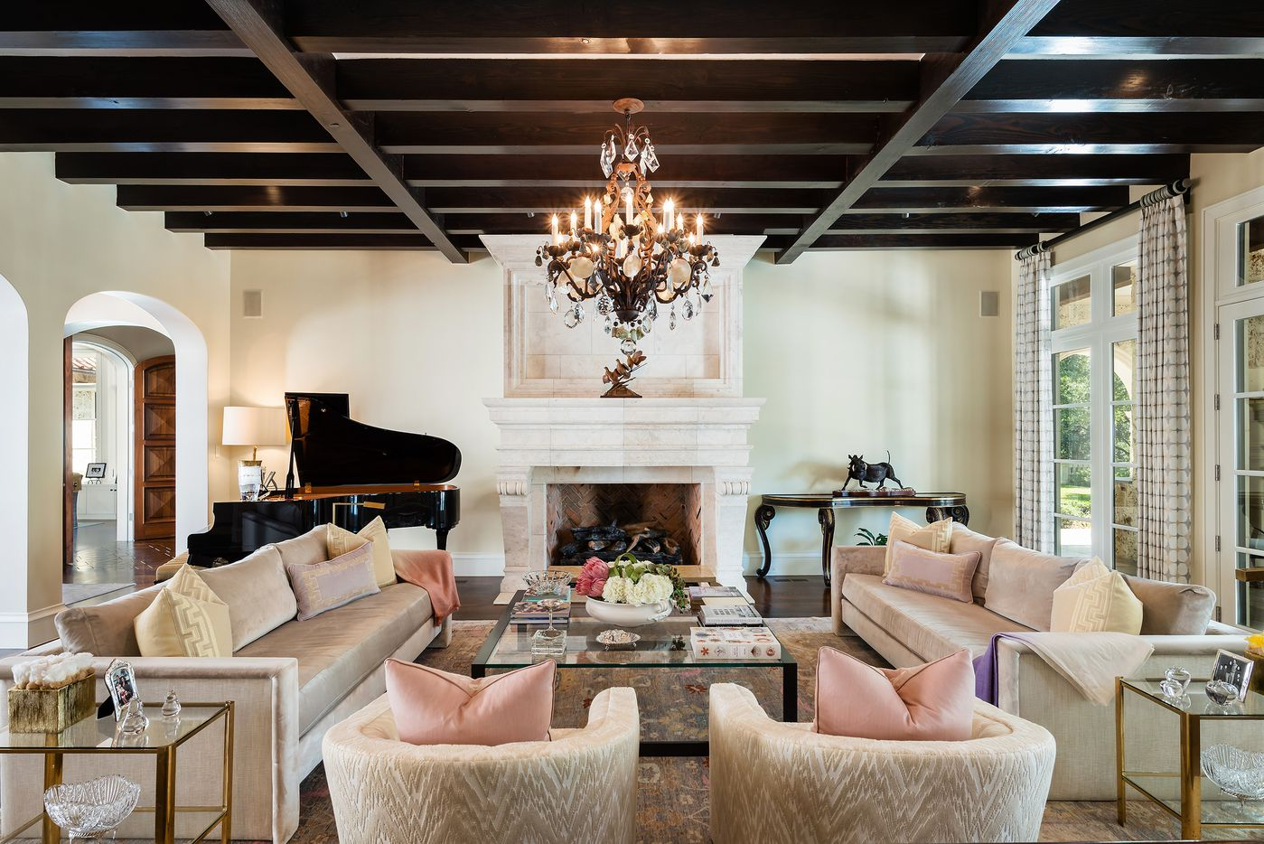 Take a look at the home at 5020 Elm Hollow Drive in Dallas.
