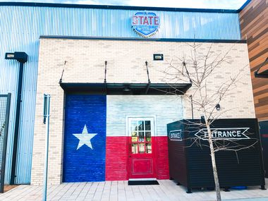 State 28 Grill, a new restaurant from restaurateur Pat Snuffer, opened Feb. 3, 2020. It's located near Love Field Airport on Mockingbird Lane.