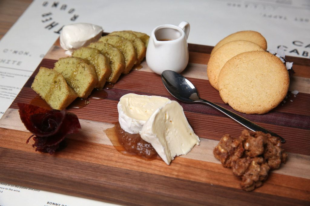 """The """"sweet board"""" at Sixty Vines"""