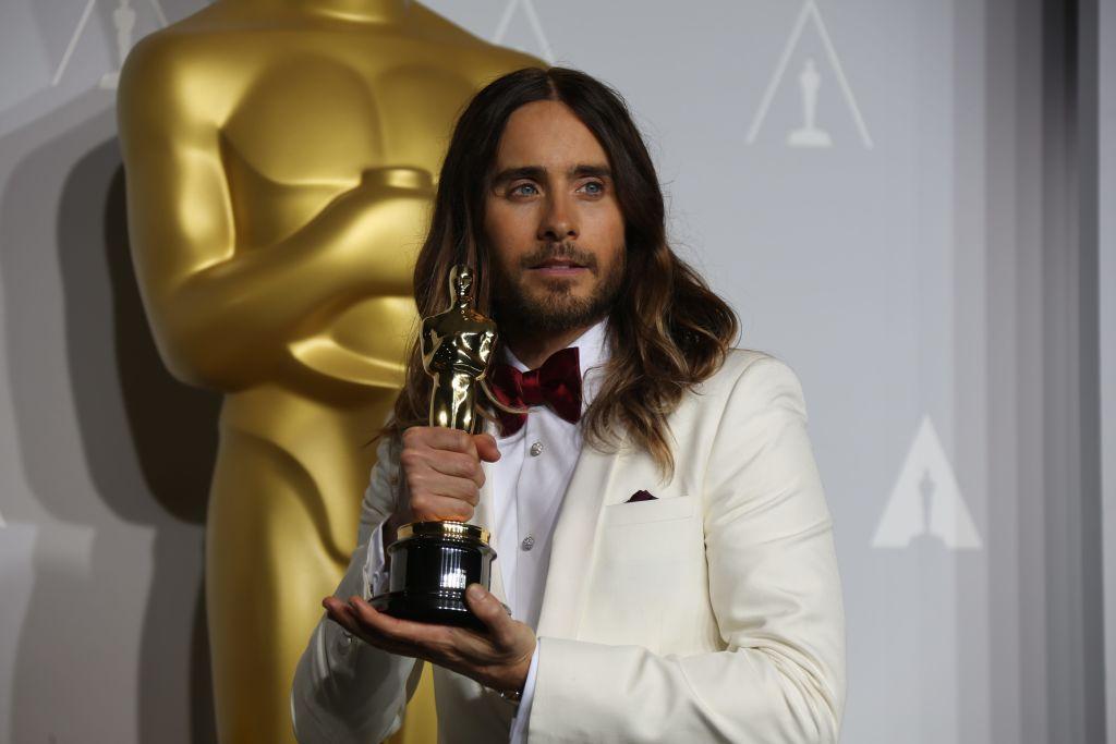 Jared Leto ganó el Oscar a Mejor Actor de Reparto en la entrega número 86 de los premios de la Academia de 2014.