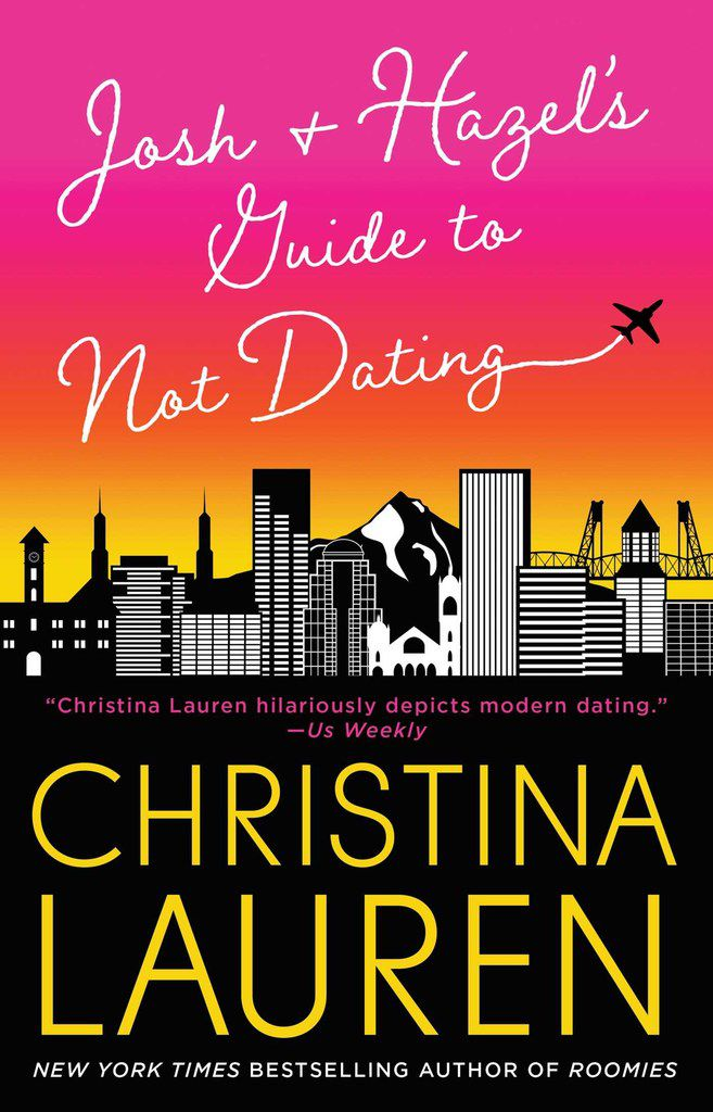 Christina Hobbs and Lauren Billings, the duo known as Christina Lauren, have published more than 20 books since 2013, including 2018's Josh and Hazel's Guide to Not Dating.