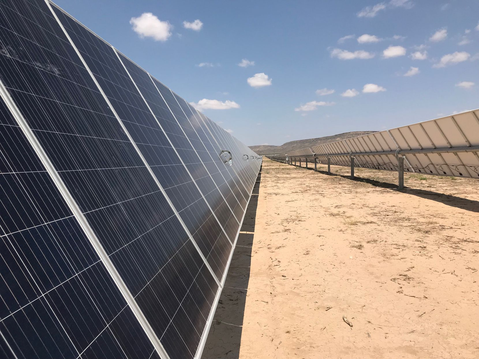 The Upton 2 Solar and Energy Storage Facility in Upton County, Texas, accounts for just 0.5% of Vistra's current generation. The company projects that solar and storage will generate 18% of its power in a decade.