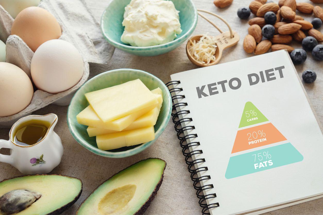 """""""El principal objetivo de una dieta cetogénica es que la persona tenga de un 70 a 80 por ciento de ingesta total de grasas, seguido por 20 a 25 por ciento de proteína y un 5 a 10 por ciento de carbohidratos"""", comenta Ivett González Sánchez, nutrióloga diplomada en dieta cetogénica./ istock"""