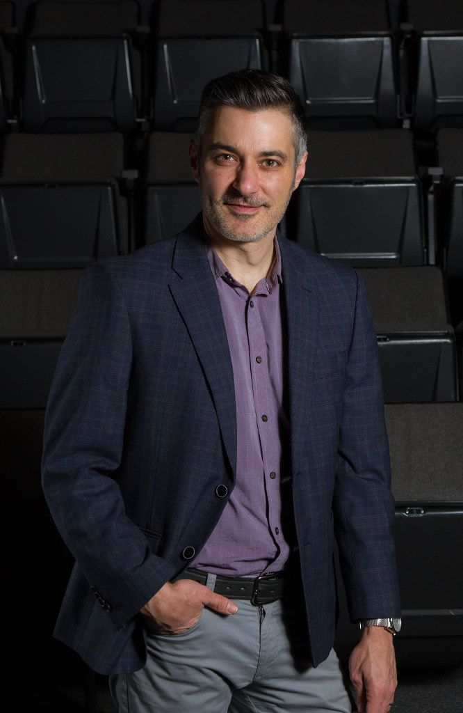 Jeffrey Schmidt, artistic director of Theatre Three.
