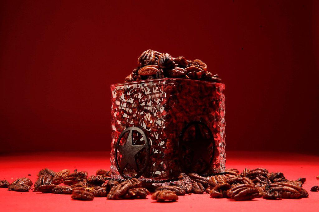 Dr Pepper Pecans