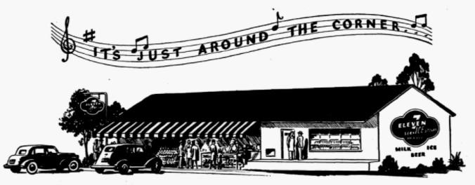 Illustration published on May 20, 1945.