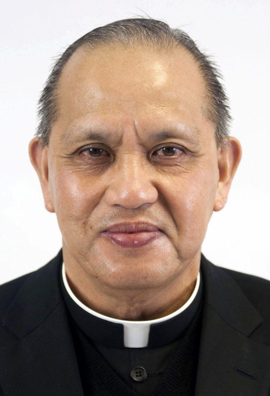 Reverend Edmundo Paredes