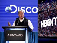 (Left) Amanda Edwards/Getty Images for Discovery (Right) Presley Ann/Getty Images for WarnerMedia.