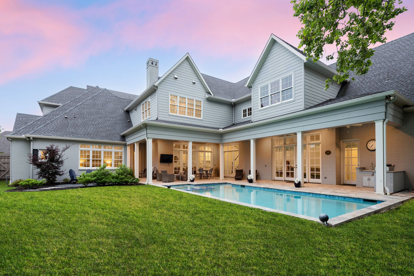 Take a look at the home at 5807 Elderwood Drive in Dallas.