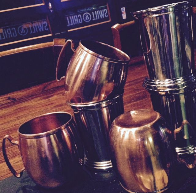 Cooper mugs