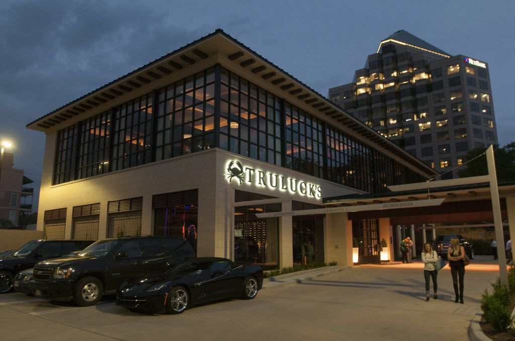 Houston-based Truluck's reported a data breach at two Dallas-Fort Worth restaurants, two in Austin, two in the Houston area and other locations near Chicago and Naples, Fla.