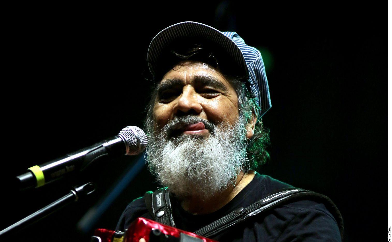 Celso Piña, el rebelde del acordeón, falleció este miércoles en Monterrey.