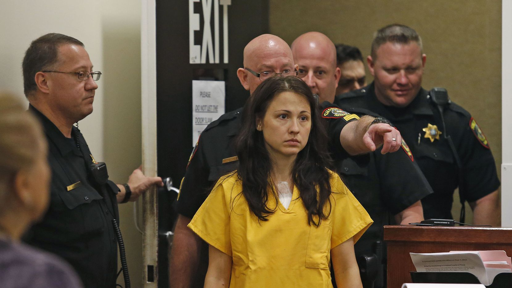 Sofya Tsygankova, the estranged wife of renowned pianist Vadym Kholodenko, entered a plea of not guilty in March on two capital murder charges.