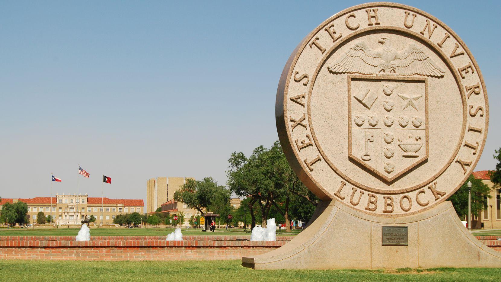 Texas Tech seal. (Courtesy/Texas Tech University)