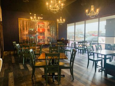 The Blu Crab Seafood House & Bar has moved to Colleyville from Fort Worth.