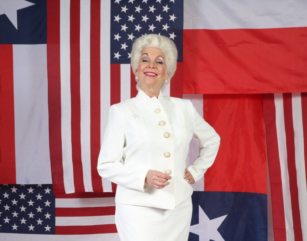 """Linda K. Leonard stars as Texas Gov. Ann Richards in Holland Taylor's """"Ann,"""" which runs through Nov. 6 at Stage West in Fort Worth. (Buddy Myers)"""