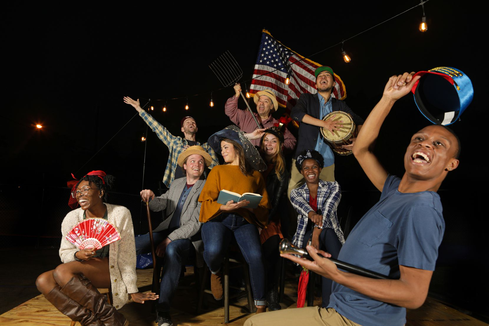 Theatre Three presents its touring production of Meredith Willson's 'The Music Man' from June 3 to July 4.