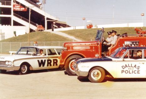 When your station was cool enough to have a station wagon