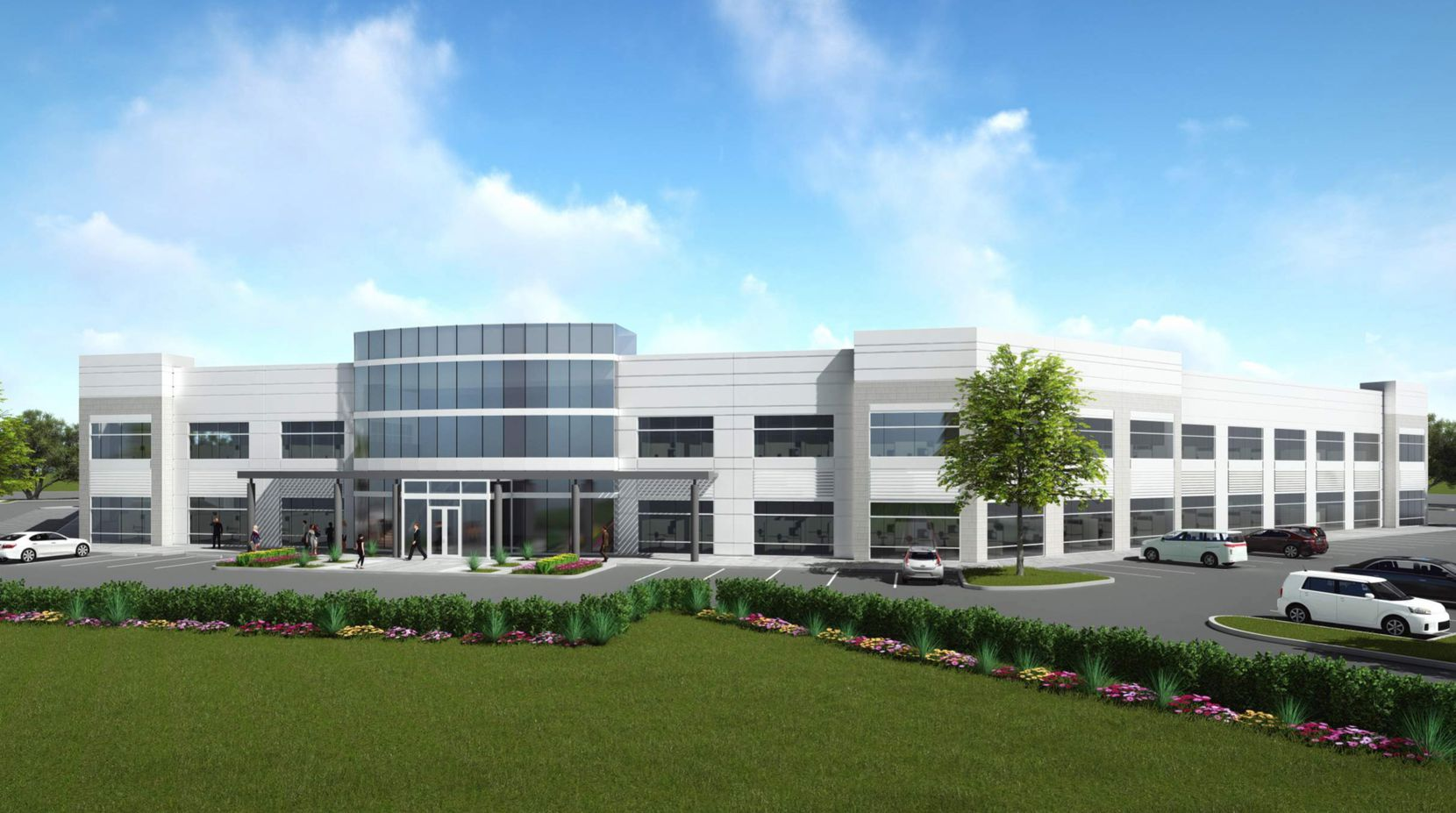 Myers & Crow is developing the Royal 10 Office Center on Royal Lane south of LBJ Freeway.