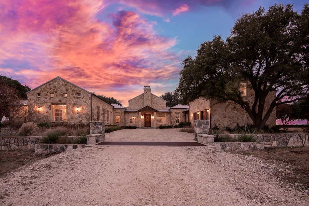 A look at Rocosa Ridge in Clifton, Texas.