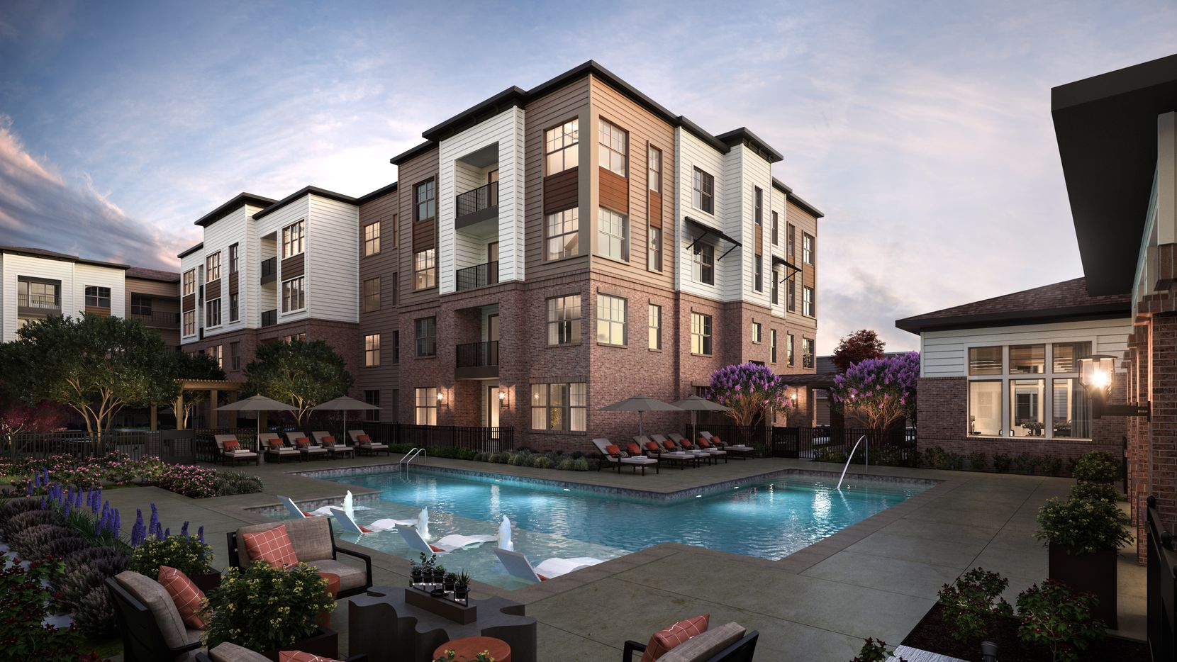 Album Keller Ranch, a 55-and-older community with 180 apartments, has begun leasing in Keller.