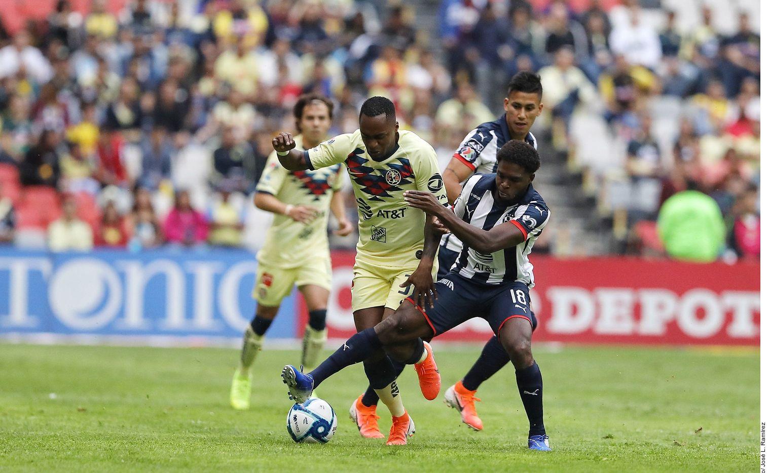 Águilas del América y Rayados de Monterrey disputarán el título del Torneo Apertura 2019 de la Liga MX.