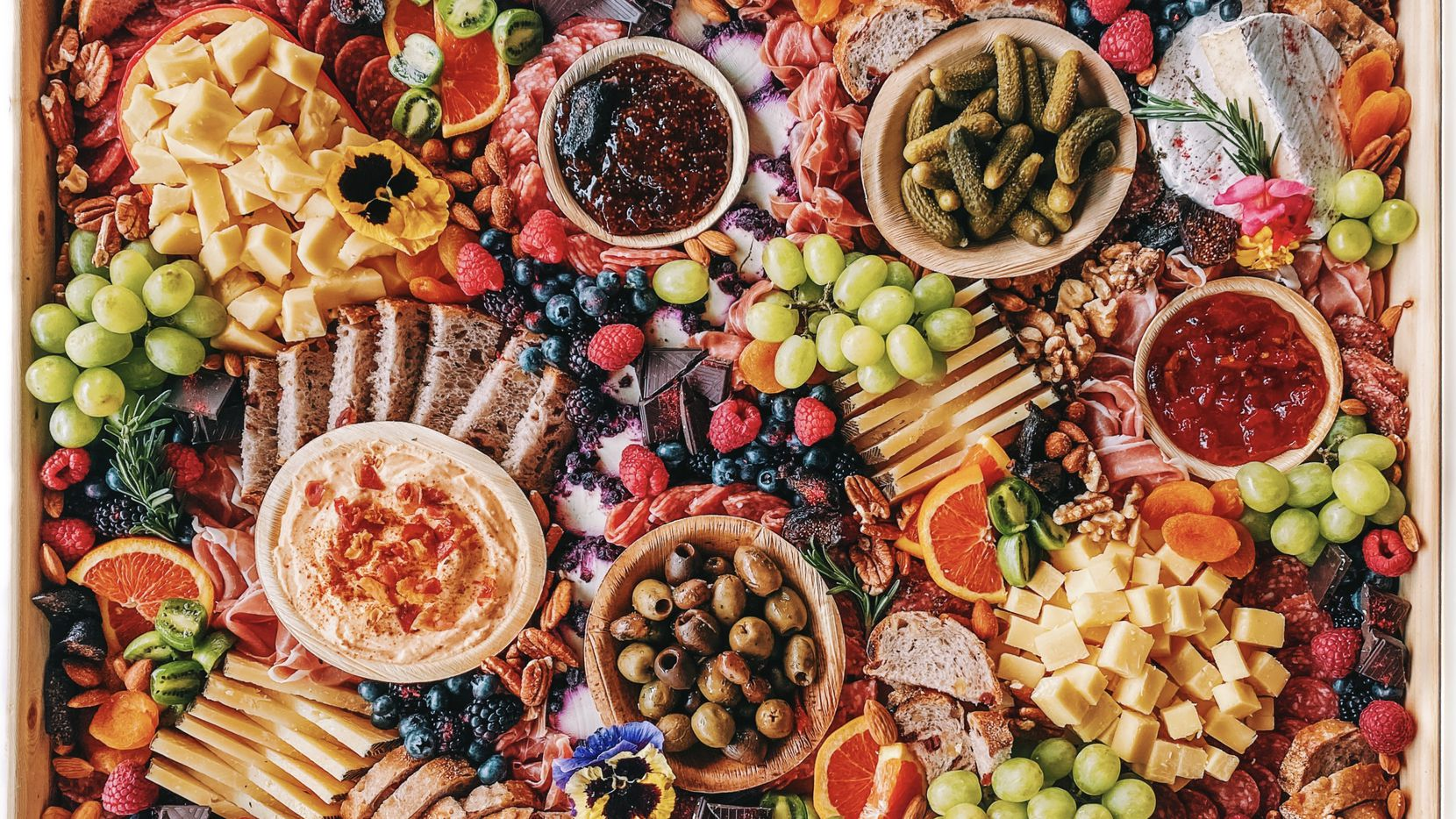 Ayesha Patel founded Ya Ya Yum Boards, a Grapevine business that sells charcuterie boards, dessert boards, and even brunch boards. Her store is located in Downtown Grapevine.