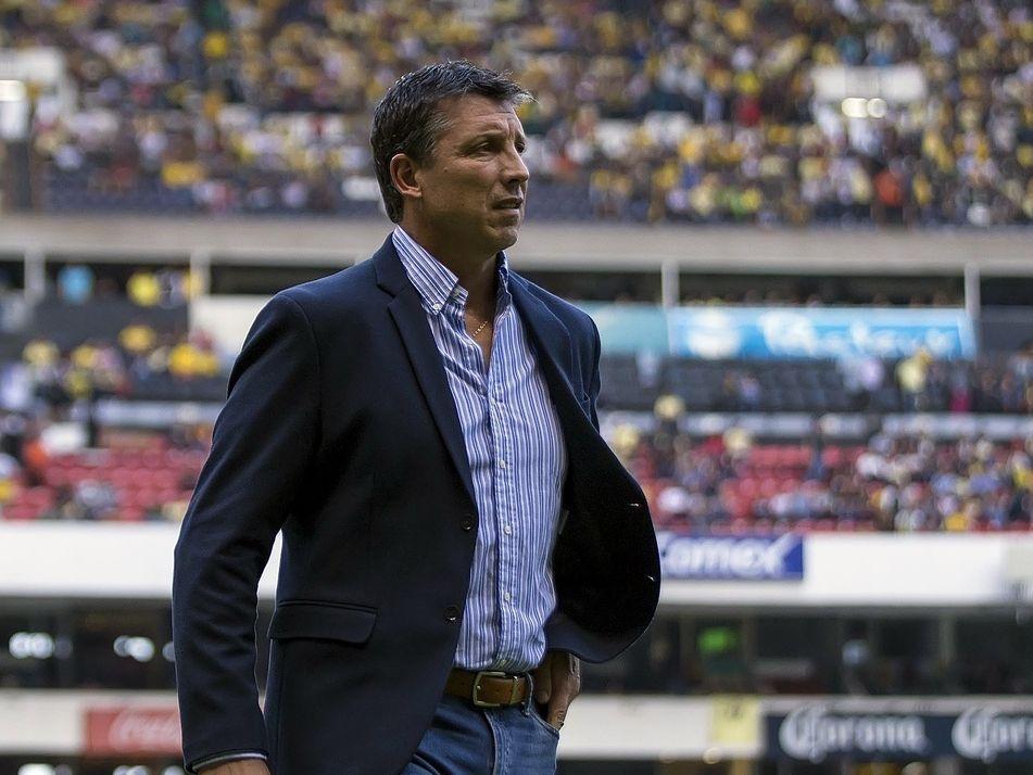 Robert Dante Siboldi es el nuevo entrenador técnico de Cruz Azul.