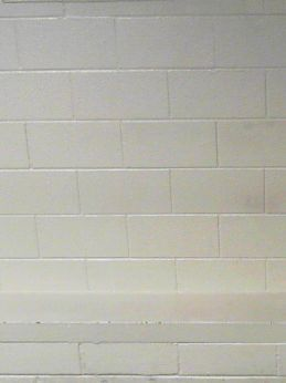 KDFW-TV reported that it was sent a picture of a wall when it requested the booking photo of William Cox, who once worked as an Ellis jailer.