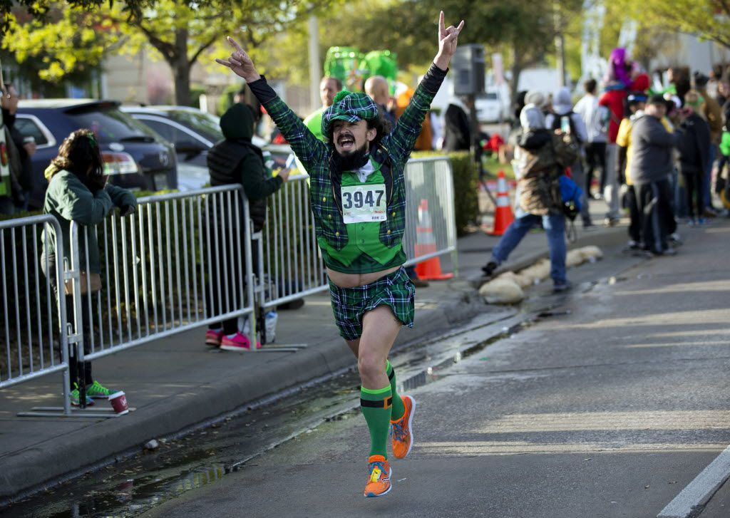 The St. Paddy's Day Dash, which traditionally takes place on Greenville Avenue, has relocated to Fort Worth this year. The event will be off and running March 13 at Panther Island Pavilion.