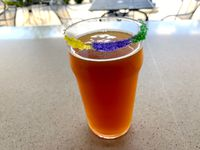 Neutral Ground Brewing in Fort Worth sells King Cake beer