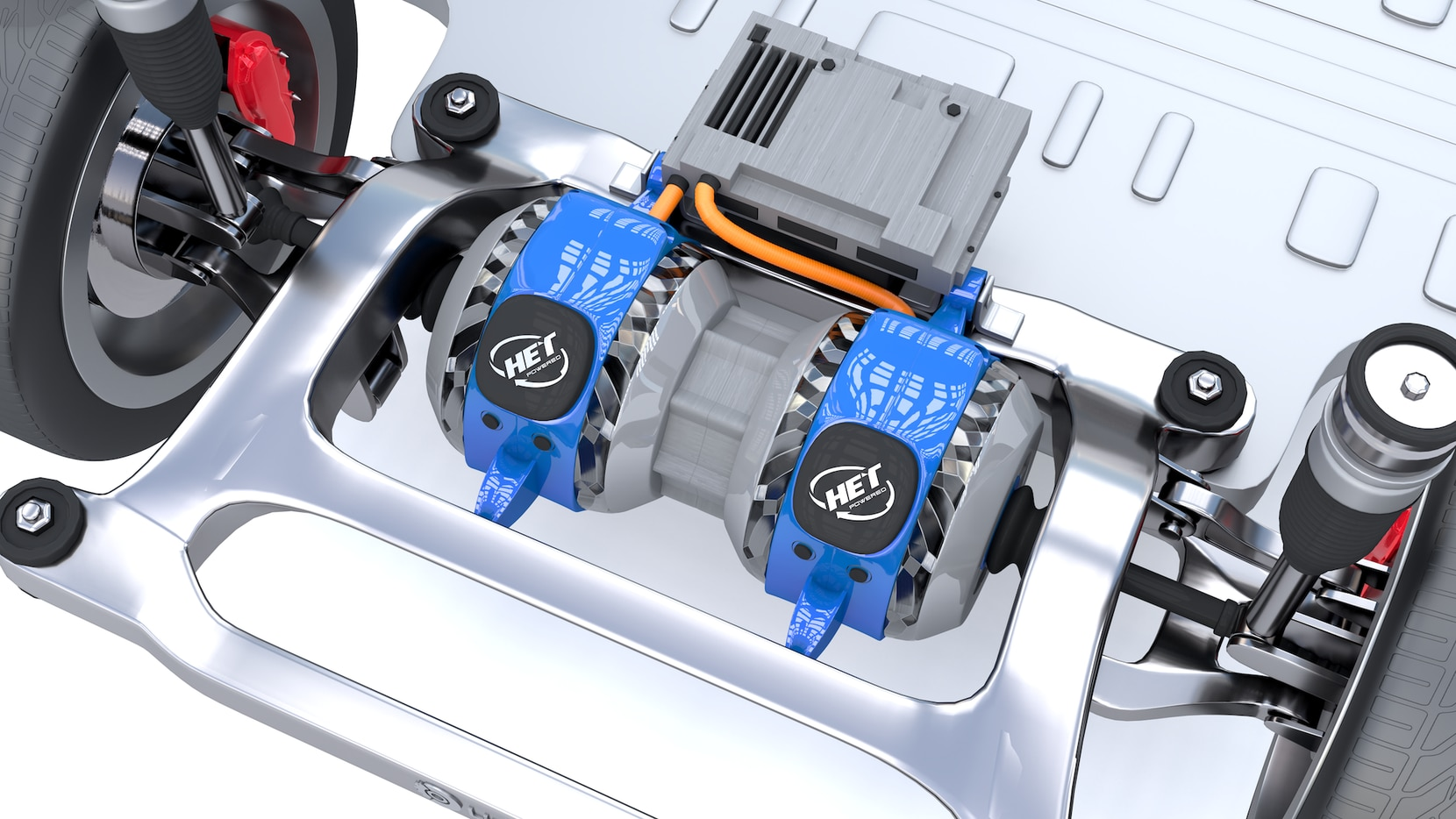 Linear Labs says its electric motor produces twice the torque of competing motors.