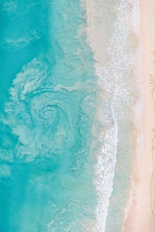 """Kailua Bay Swirl"""