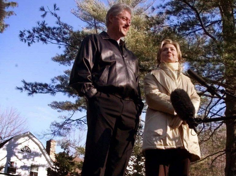 El dispositivo fue hallado el miércoles por la mañana en el hogar de los Clinton en Chappaqua, Nueva York.. (AP Photo, File)