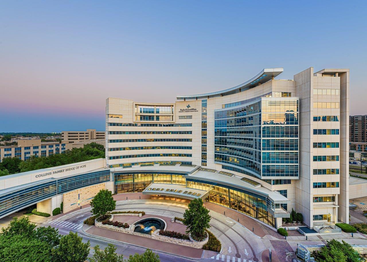 Baylor Scott & White Health's Charles A. Sammons Cancer Center in Dallas