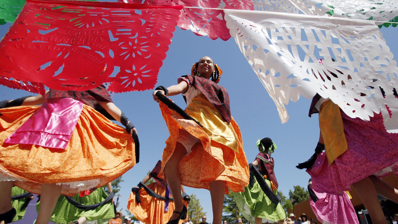 Varios eventos en el Norte de Texas permitirán honrar la cultura de hispanoamérica este fin de semana. (ESPECIAL PARA AL DÍA/BEN TORRES)