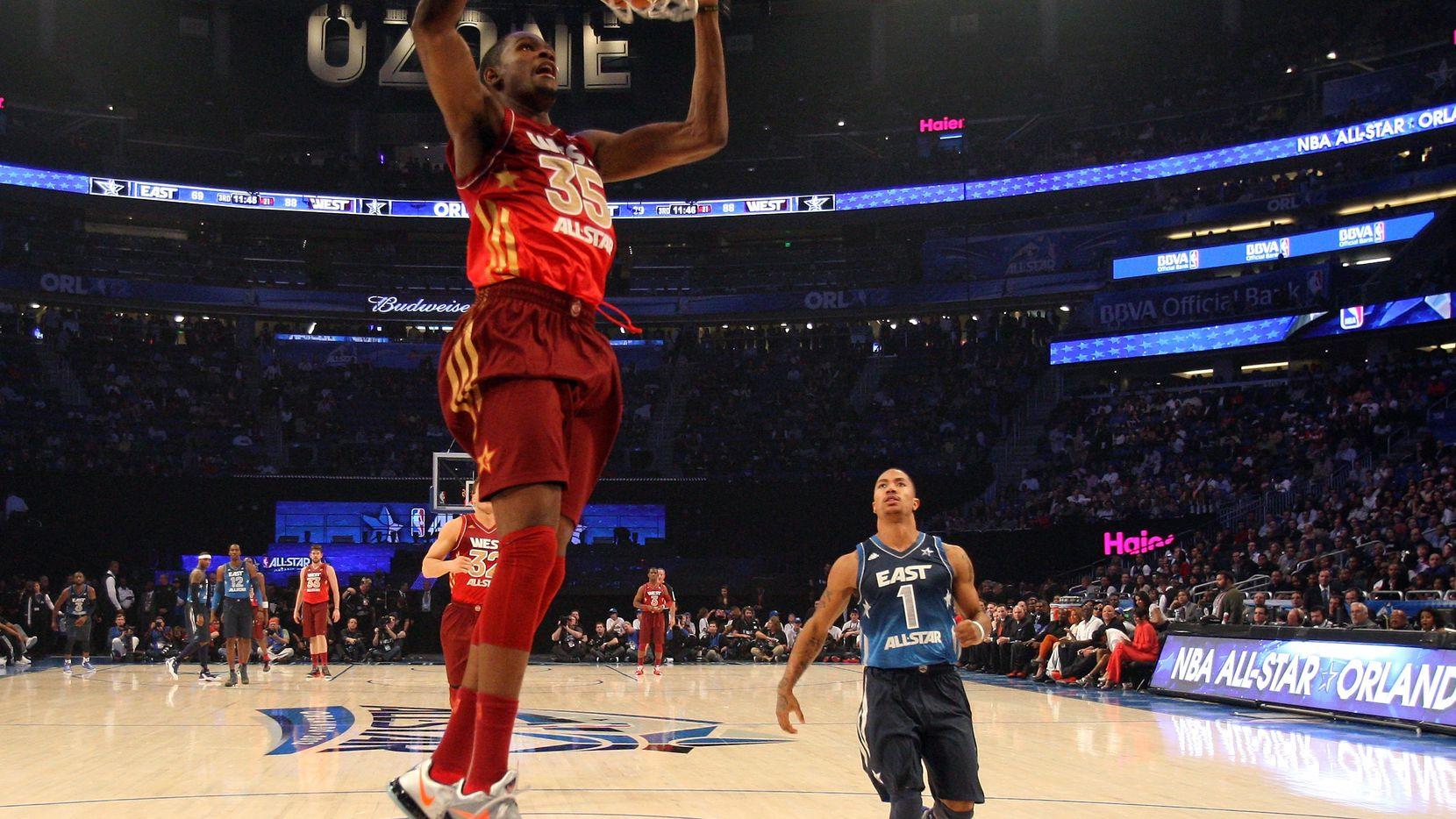 El espectáculo del Juego de Estrellas de la NBA se presenta el domingo en el United Arena de Chicago.