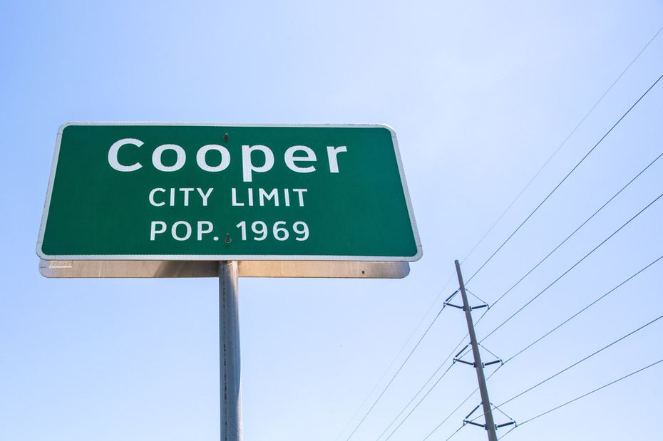 Cooper is an agricultural community in Delta County.