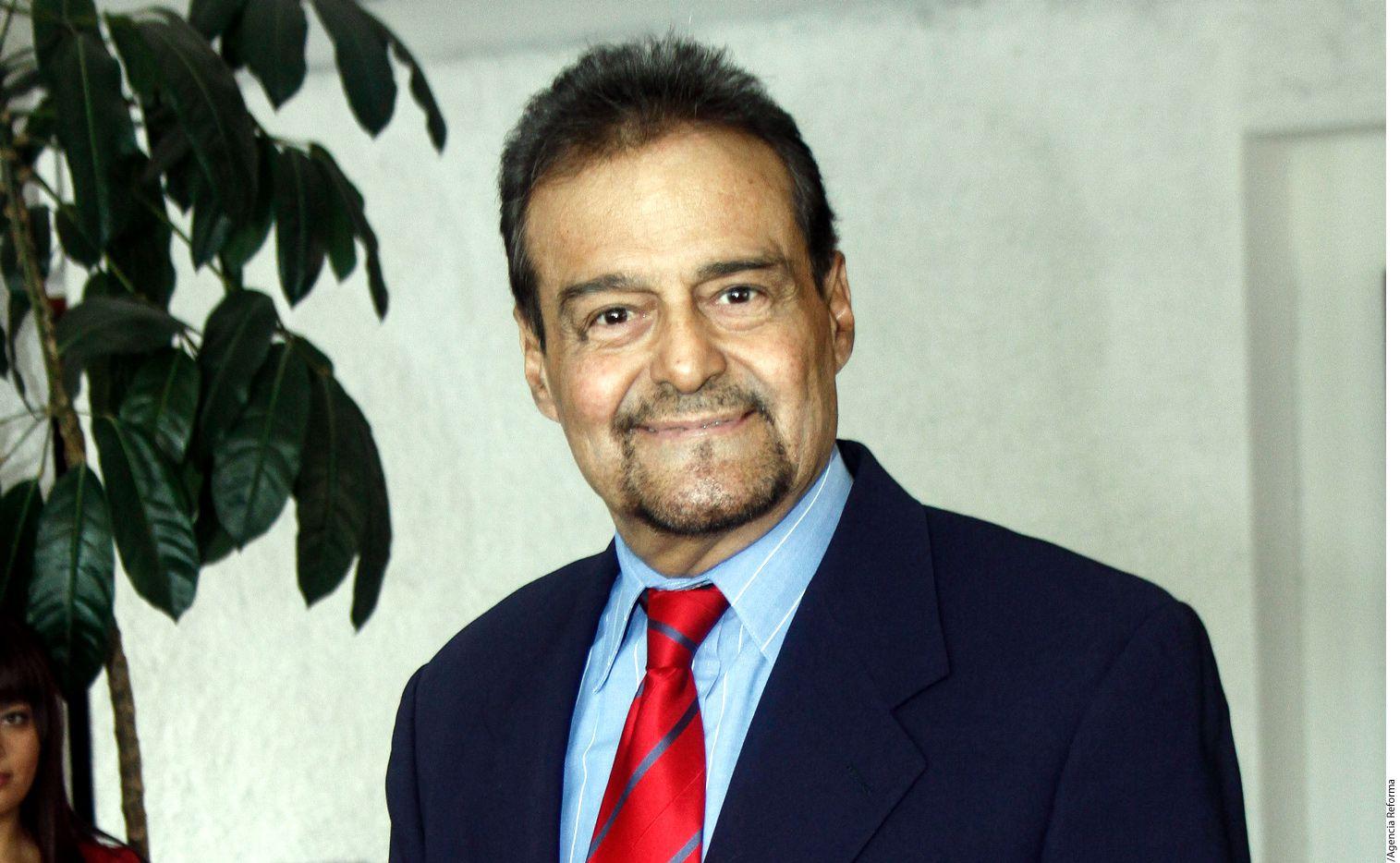 Falleció el actor mexicano Gonzalo Vega. AGENCIA REFORMA