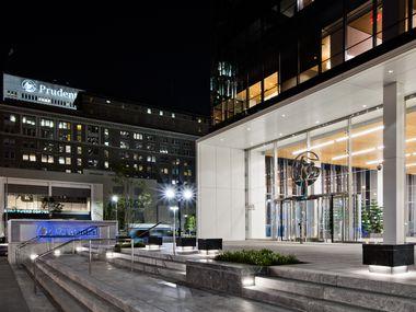 Prudential Financial is based in Newark, N.J.