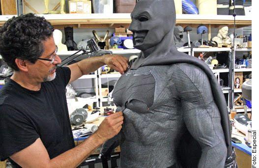 La elaboración de los trajes de Marvel le ha dado reconocimiento a José Fernández en la industria cinematográfica.