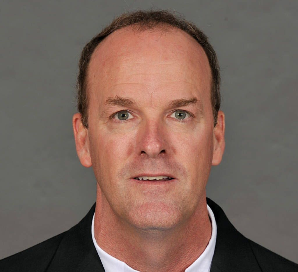 In this undated photo released by LSU, assistant football coach Steve Kragthorpe is shown in Baton Rouge, La.  Kragthorpe has been diagnosed with Parkinson's disease and is relinquishing his duties as offensive coordinator, but is remaining on the Tigers' staff. Kragthorpe, who was hired during the offseason, will remain as the quarterbacks' coach while offensive line coach Greg Studrawa has been elevated to offensive coordinator. (AP Photo/LSU, Steve Franz) 08052011xBRIEFING 08052011xSPORTS