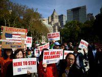 El 26 de octubre se desarrolló una marcha a favor de DACA y TPS en Nueva York. Los tepesianos tuvieron buenas noticias esta semana, con una prórroga al programa hasta enero de 2021.