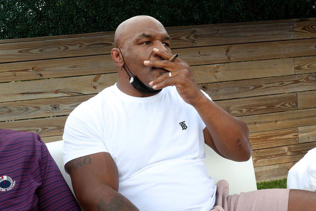 Mike Tyson ha logrado reinventarse y ahora factura cada mes medio millón de dólares en ventas de cannabis.