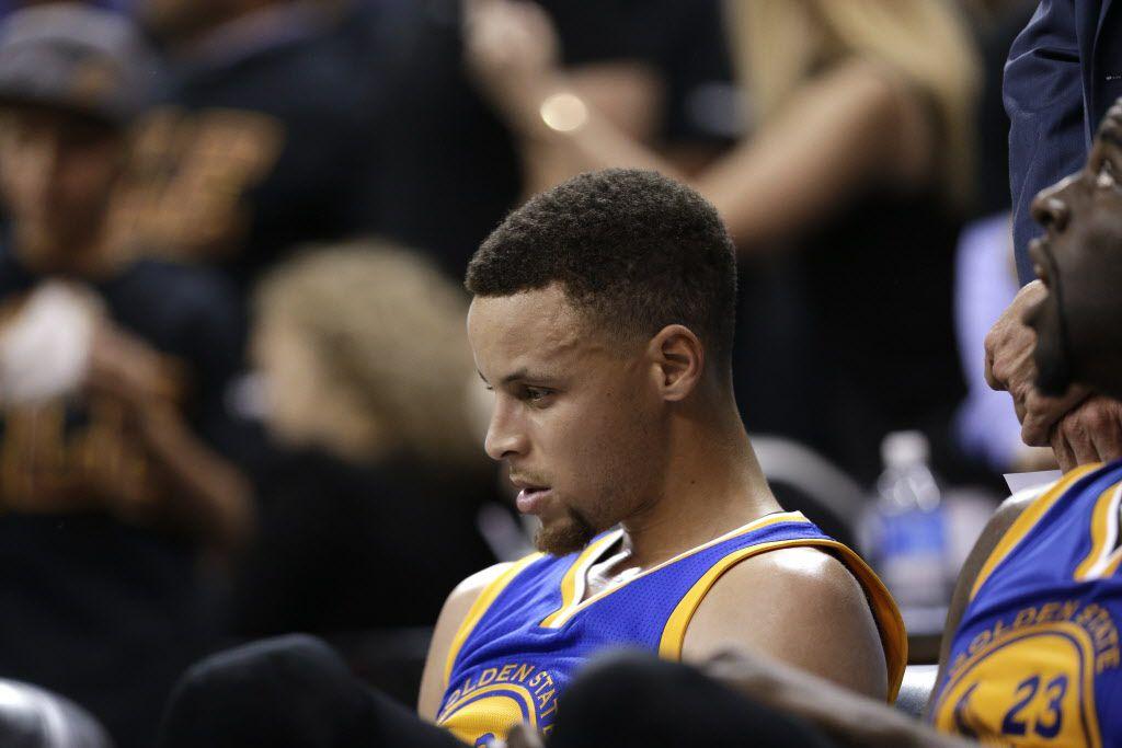 Stephen Curry. Foto AP