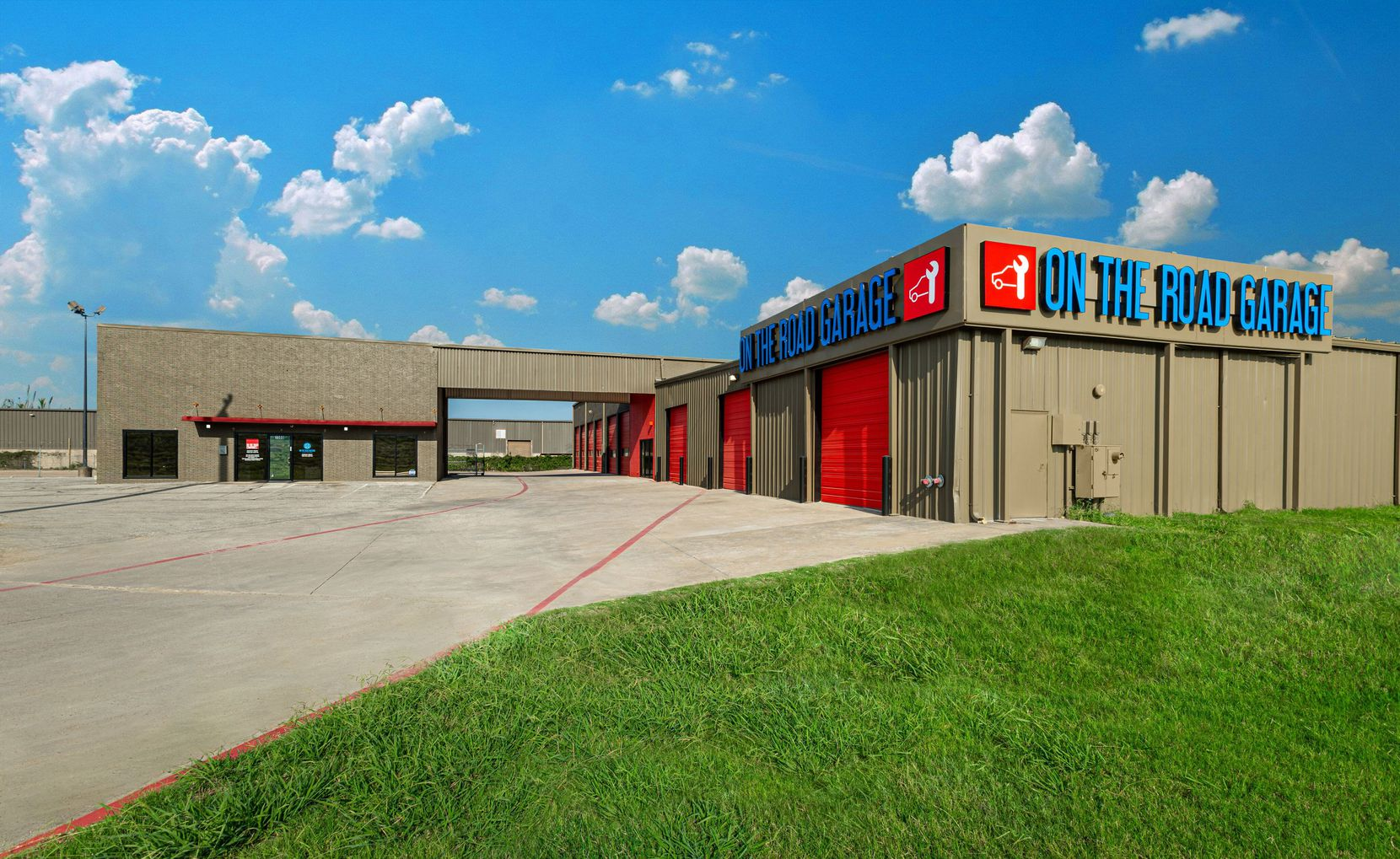 On the Road Garage in Irving opened in July 2020. It provides employment opportunities in the tech-focused collision repair business.